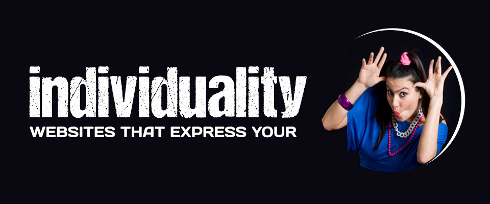 Websites that express your individuality